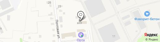 Gum Tuning Stile на карте Истры