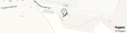 ИНКОМ-БЕТОН на карте Истры