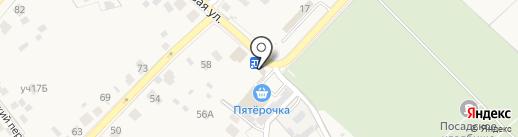 Белорусские колбасы на карте Звенигорода