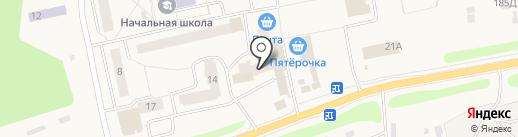 Банкомат, Сбербанк, ПАО на карте Часцов
