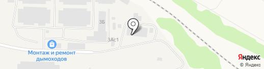 ПСО-13 на карте Истры