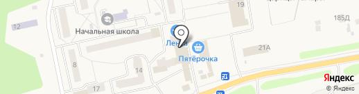 Новая Линия на карте Часцов