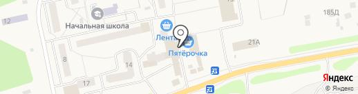 Сластена на карте Часцов