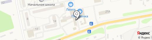 МегаФон на карте Часцов