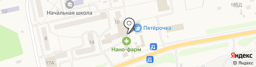 Салон сотовой связи на карте Часцов