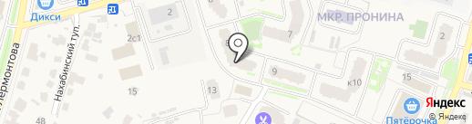 Студия театра, музыки и танца на карте Звенигорода