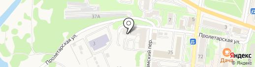 ЭНИГМА-ПРО на карте Истры