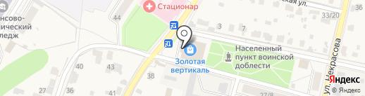 Адвокатский кабинет на карте Звенигорода