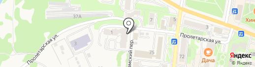OZON.ru на карте Истры