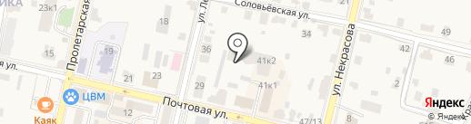Вай Тай на карте Звенигорода