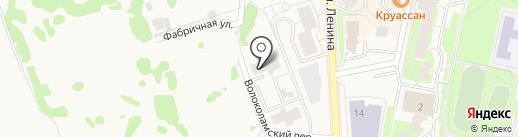 Геокадастрэксперт на карте Истры