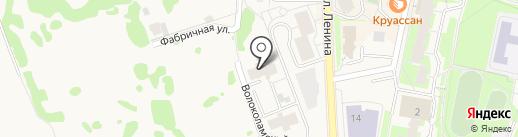 Подмосковье недвижимость на карте Истры