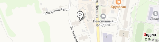Русский балет на карте Истры