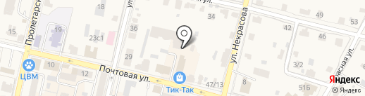 Автошкола Стрела Авто на карте Звенигорода