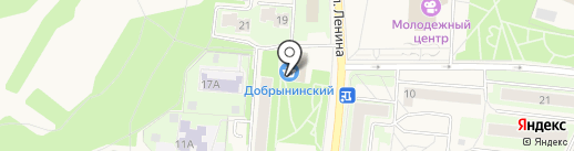 Ма Белль на карте Истры