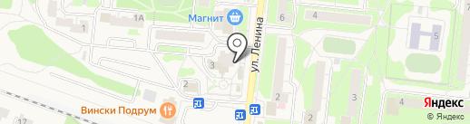 Юридический центр на карте Истры