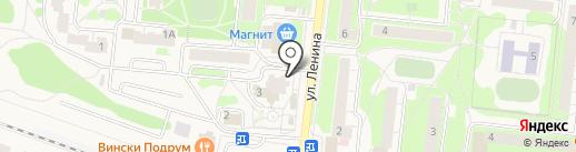 Адвокат Сухаренко С.А. на карте Истры