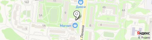 Цветочный магазин на карте Истры