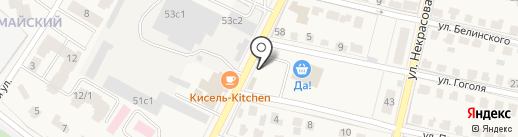 Фруктовый бутик на карте Звенигорода