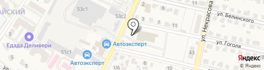 Магазин армянских продуктов на карте Звенигорода