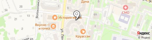 РиэлторРУ на карте Истры