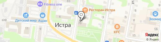 Гео Строй Недвижимость на карте Истры