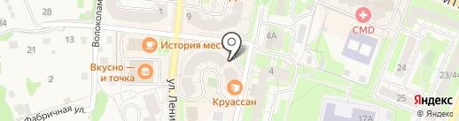 Сервис-Быт на карте Истры