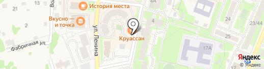 Лицеист-2 на карте Истры