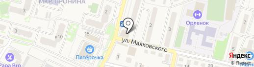 Grill house на карте Звенигорода