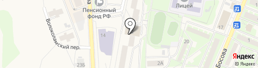Queen на карте Истры