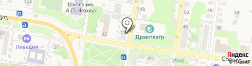 Ростелеком, ПАО на карте Истры