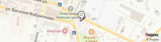 Мясо на карте Звенигорода