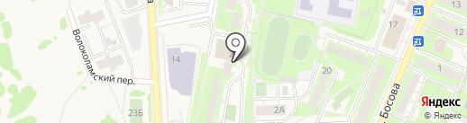Магазин горящих путевок на карте Истры