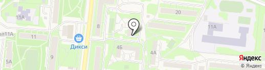 Новый имидж на карте Истры