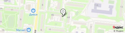 Ателье на карте Истры