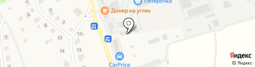Магазин автозапчастей на карте Трусово