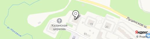 Азбука Жилья на карте Звенигорода