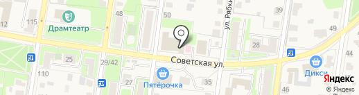 Магазин электрики на карте Истры