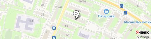 СППР на карте Истры