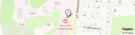 РОСНО-МС на карте Истры