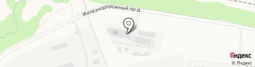 Z-ТЕХНО на карте Истры