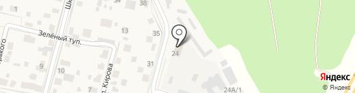 АГ-Систем на карте Звенигорода