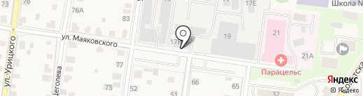 ПотокКлиентов.рф на карте Истры