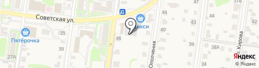 СеЛяВи на карте Истры