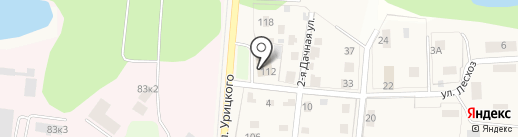 ПОСБОН на карте Истры