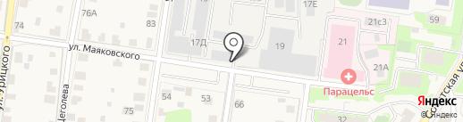 ПотокКлиентов на карте Истры