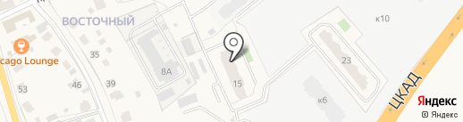 СТРОЙПРОМАВТОМАТИКА на карте Звенигорода