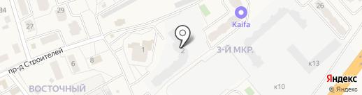 ТМ-СтройПром, ЗАО на карте Звенигорода