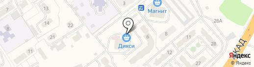 ВОСТОЧНЫЙ на карте Звенигорода