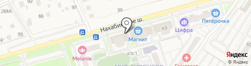 Домашняя кухня на карте Звенигорода